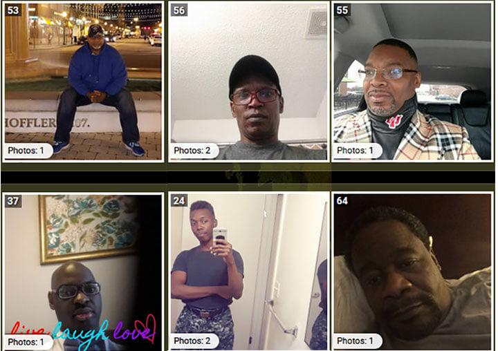 Black Military Dating Members