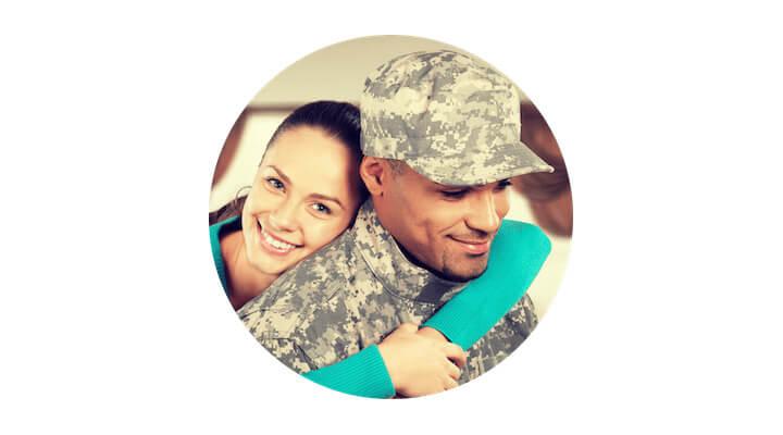 U.S. Military Singles military couples